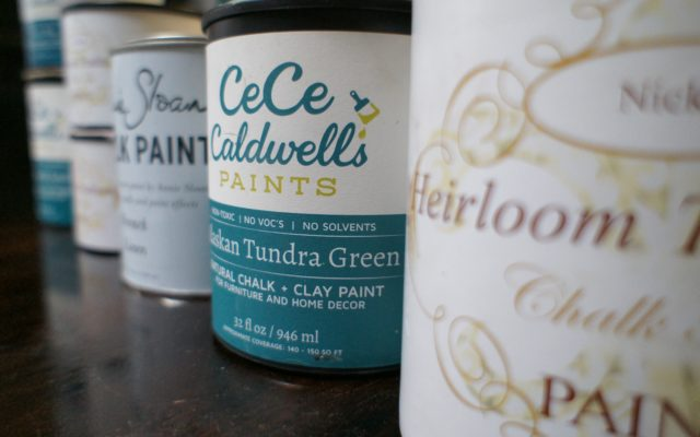 Heirloom Traditions, CeCe Caldwell and Annie Sloan Chalk Paint